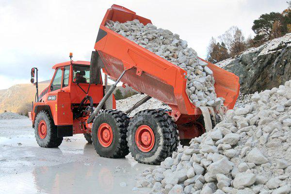 dump trucks uganda