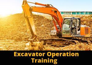 Heavy Machinery in Uganda - Excavator & Grader Operation Training in